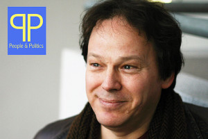 People & Politics: Democracy and Global Rage, conversation with David Graeber