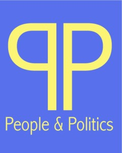 People and Politics logo