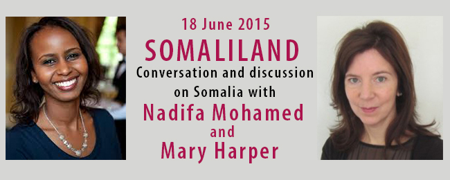 Conversation and discussion on Somalia