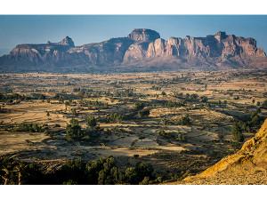 tigray landscape