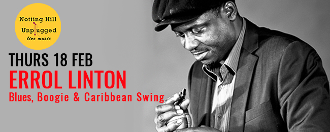 """""""This gifted bluesman is one of London's greatest undiscovered talents."""""""