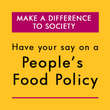 Have your say on a 'People's Food Policy': A Workshop led by Linda Kaucher, 15 March @ Book and Kitchen