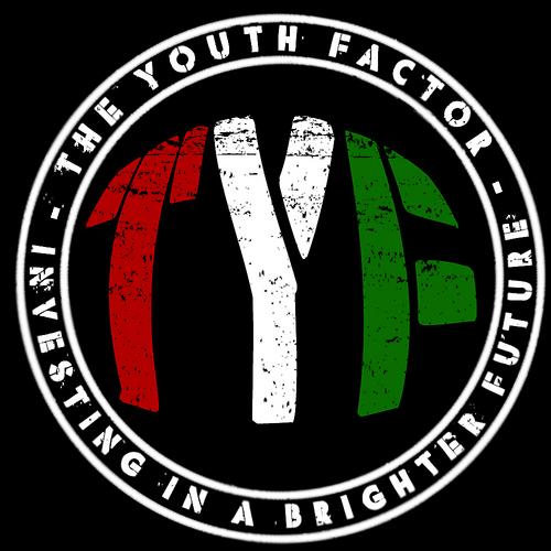 TYF Logo Black