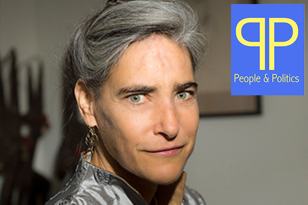 People & Politics: Thieves of State - Conversation on Corruption with Sarah Chayes