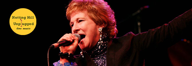 """National Treasure"" Carol Grimes this Thursday 29 September"