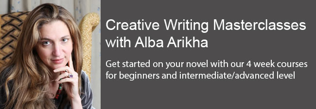 4 week courses on how to kickstart or perfect your novel