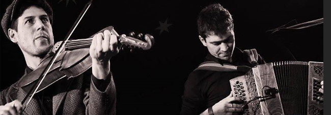 Special UK debut of I fratelli Tarzanelli –  energetic, pumping folk music on 29 September