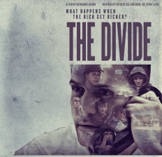 DocoClub: The Divide with special guest Executive Producer Christopher Hird for Q&A @ Book and Kitchen